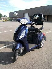 Powered mobility scooter, medical, electric mobile scooter, handicap scooter