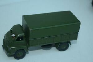 TTA - DINKY TOYS - BEDFORD RL 3 TON ARMY WAGON #621