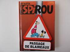 Spirou-nº 282 álbum-comic Hardcover, Dupuis/francés