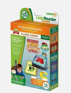 Leapfrog Leapreader-flashcardd- Interactive Letter Factory