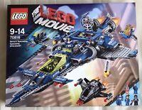 LEGO 70816 Benny's Spaceship, Spaceship, SPACESHIP! | New, Unopened BNIB RETIRED