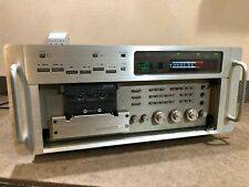 Phase Linear 7000 Pioneer Ct-A1 3-Head Cassette recorder Excellent! - Video Demo