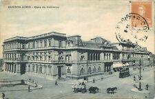 Argentina BUENOS AIRES - Casa de Gobierno tramway