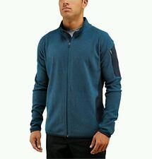 Merrell Windthrow Fleece Men's XL Legion Blue Full Zip Jacket NWT $120