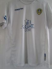 Leeds United 2010-2011 Home Football Shirt Adult Size Large /40820