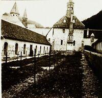 Francia La Grande Chartreuse 1924 Monastero, Foto Stereo Placca Lente VR2L12n10