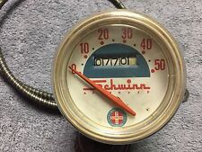Schwinn Vintage Bicycle Speedometers Ebay