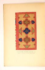 1892 Bibliophilie Octave Uzanne Henri Pène du Bois 4 bibliothèques américaines