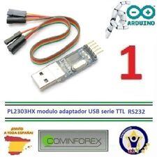Modulo Adaptador Generico PL2303HX USB serie TTL RS232 +5 Cable Generic Adap M24