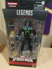 SUPERIOR OCTOPUS Marvel Legends Spider-Man Demogoblin BAF