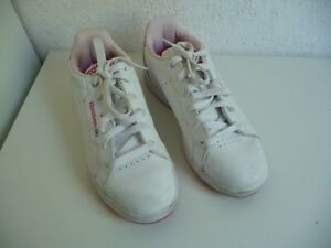 sneakers REEBOK taille 36 blancs et roses vintage