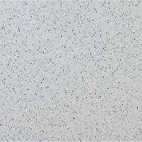 Cut down sample of starlight white quartz mirror wall & floor tiles 30 x 30cm