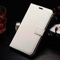 Luxury Leather Wallet Magnetic Flip Stand Cover Case For Various Mobile Phones