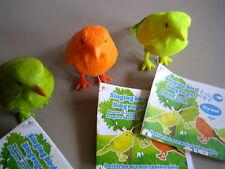 lustiger Singvogel ,Vogel, zwitschert mit eingebauter Batterie