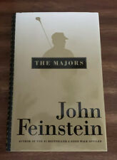 The Majors : In Pursuit of Golf's Holy Grail by John Feinstein (1999, Hardcover)