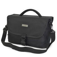 CADeN D12 Sling Compact Camera Single Shoulder Bag for Nikon Canon Sony SLR/DSLR