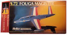 Avion 1/72 -  Fouga Magister CM 170 (1955) - Heller Réf 80220