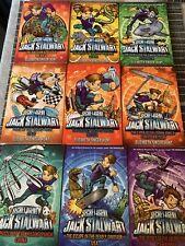 9x Secret Agent Jack stalwart books - Elizabeth Singer Hunt