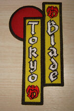 TOKYO BLADE - LOGO Embroidered PATCH