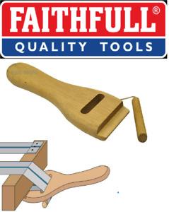 "FAITHFULL Beech Wood Upholstery Web Stretcher For Webbing UpTo 50mm/2"" a39"