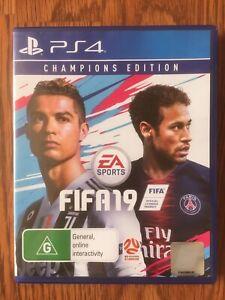 FIFA 19 (Sony PlayStation 4, PS4)