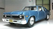 Coches, camiones y furgonetas de automodelismo y aeromodelismo Maisto Chevrolet