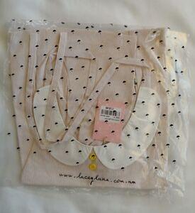 New In Bag Size 6 LACEY LANE JOJO COLLAR TOP