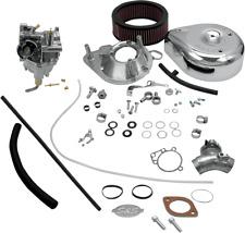 S&S Twin Cam Super E Carburetor Kit 99-06 Harley Davidson Dyna Touring Softail