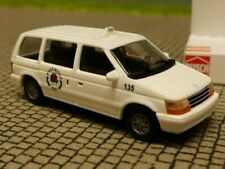 1/87 Busch Plymouth Voyager TAXI Rosemont 44615