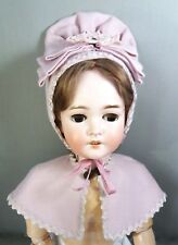"Vintage Antique Doll Dress (22 1 / 2-24 1/2 ""tall)"