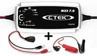 CTEK MXS 7.0 Batterie Ladegerät 12V PKW Auto KfZ Boot Transporter AGM GEL Säure
