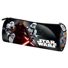 Star Wars Episode 7 Pencil Case Pouch Tube School BB-8 Droid R2D2 BB8 Kylo Ren
