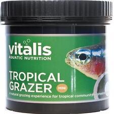 Vitalis Tropical Grazer Mini 110g Fish Food