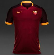 Chemise de formation Nike AS Roma manches courtes maison Match masculin (S) 678 658923
