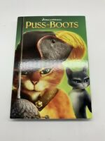 PUSS In BOOTS (DVD, 2018) NEW & Sealed with Slip Cover