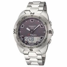 Tissot T-Touch Men's Black Watch - T013.420.44.201.00