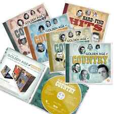Golden Age of Country 8 CD Set + Bonus CD - As Seen On TV