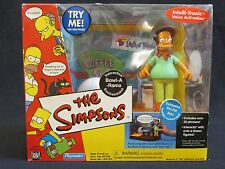 THE SIMPSONS - INTERACTIVE BOWL-A-RAMA - INTELLI-TRONIC VOICE ACTIV  Pin Pal Apu