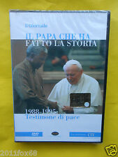 dvd giovanni paolo II 1988 1995 cracovia karol wojtila nelson mandela film dvds