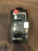 """Under Armour Protect Grip Case for Apple iPhone X 5.8"""" - Black/Graphite"""