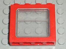Fenetre LEGO TRAIN window ref 4033 + glass / Set 7725 10132 7715 7818 5571 6693