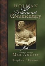 Holman Old Testament Commentary Volume 10 - Job by Max Anders: New