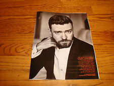 JUSTIN TIMBERLAKE of TROLLS 2017 Oscar article for Best Song, Anna Kendricks
