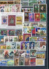 Liechtenstein - Jahrgang 1985 - 1989  ** - KW 170, -- €  ( 38350 )