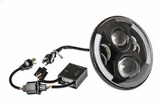 Daymaker 7 inch Motorcycle LED Headlight Hi-Lo Beam for Harley Davidson & More