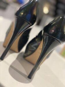 Brian Atwood platform Heels  Size 6.5