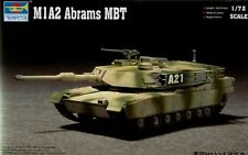 Trumpeter 1/72 M1A2 Abrams # 07279