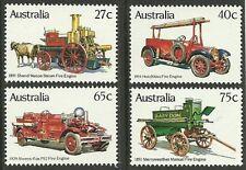 Australia Transportation Postal Stamps