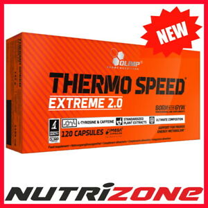 OLIMP THERMO SPEED EXTREME 2.0 New Formula Diet Pills Fat Burner Weight Loss