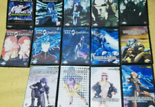 DVD GHOST IN THE SHELL STAND ALONE COMPLEX + 2nd GIG COMPLETAS + Peli y juego.